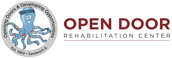 Open Door Rehabilitation Center Logo