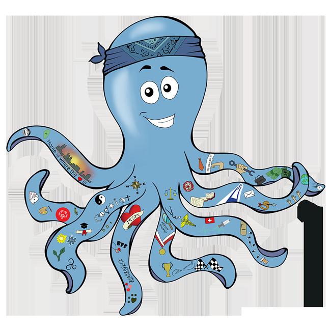 ODDO the octopus